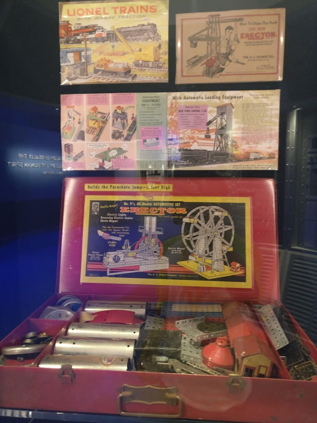 Toys that inspired astronauts