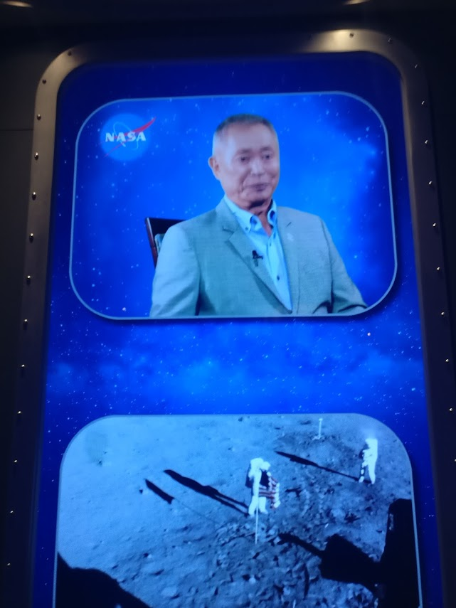 Ayy its George Takei