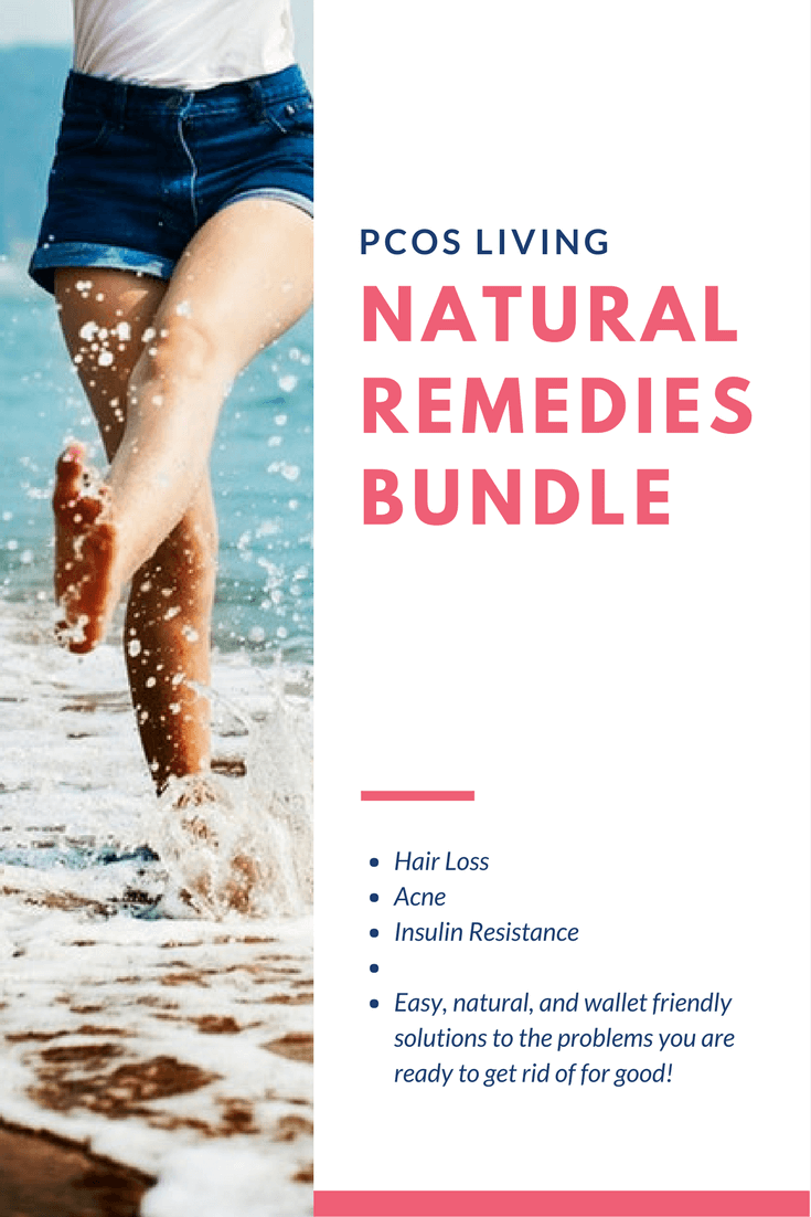 Natural Remedies to Reverse PCOS // PCOS Natural Remedies // PCOS Symptoms // PCOS Recovery | PCOSLiving.com