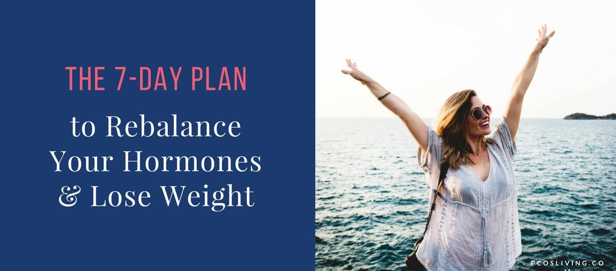 This plan is designed for women with insulin resistance. Get started TODAY!    CLICK HERE   !