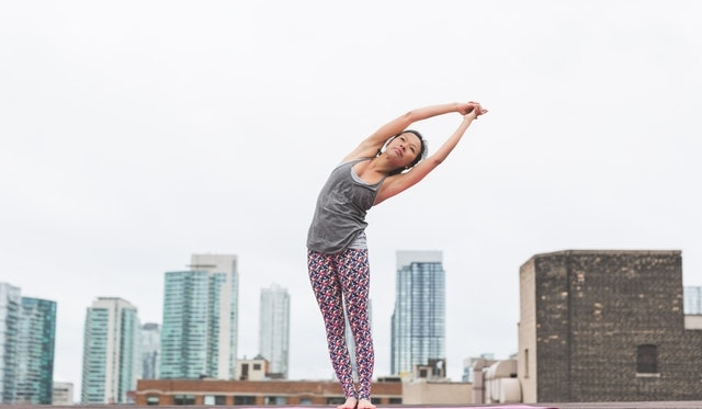 4 yoga videos that will improve your PCOS // Yoga for PCOS // PCOS symptoms and treatments // Yoga benefits for PCOS // Best exercise for PCOS |  PCOSLiving.com  #PCOS #yoga