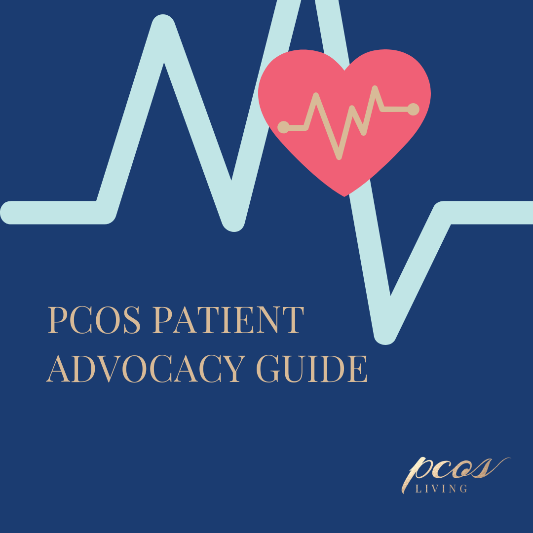 Get the guide that will help you navigate PCOS easily and successfully!!
