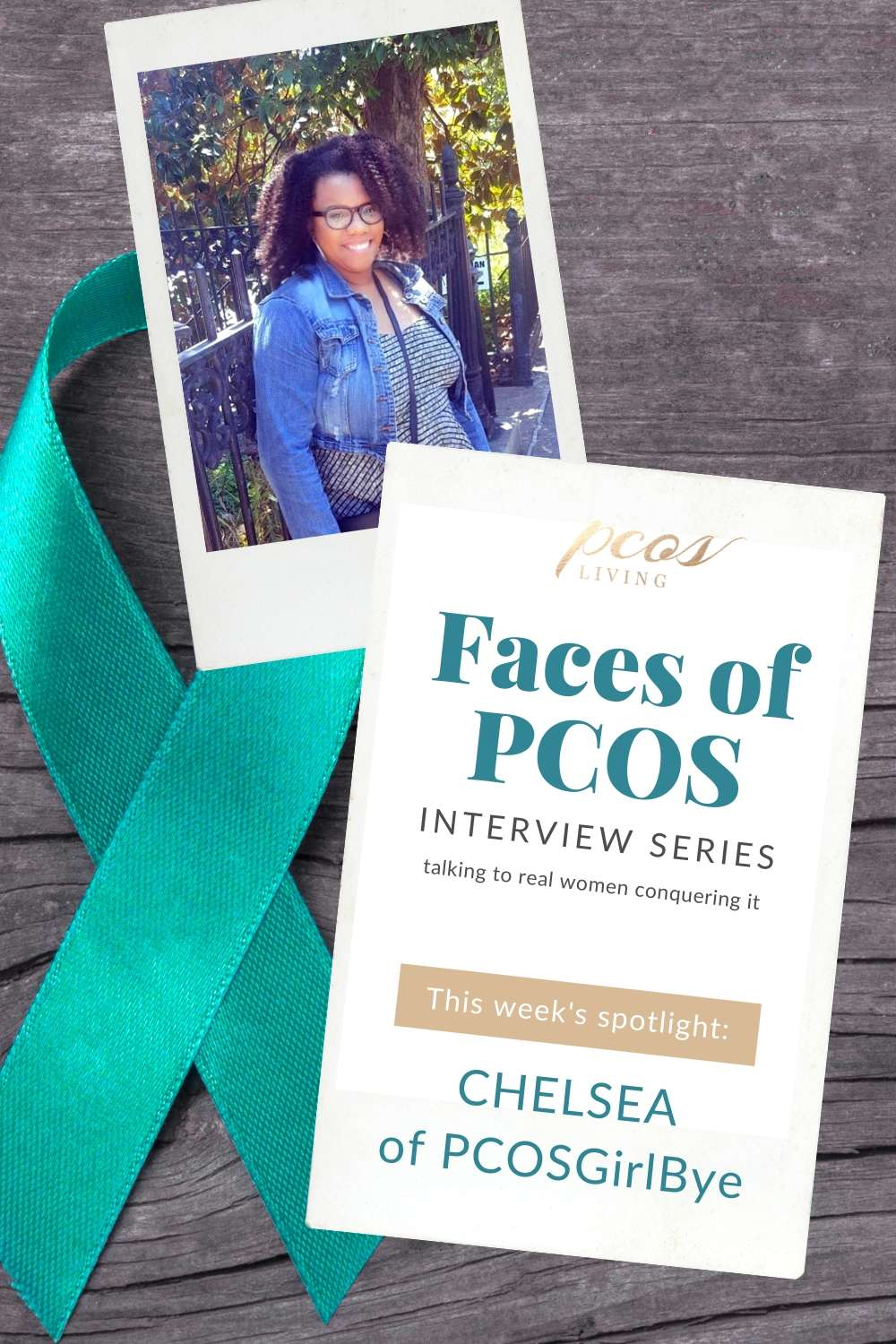 PCOS Living Faces of PCOS Interview Series: Chelsea Savelle, she talks about how she is beating PCOS. Read her tips and advice.  PCOSLiving.com  #pcos #hormones #womenshealth