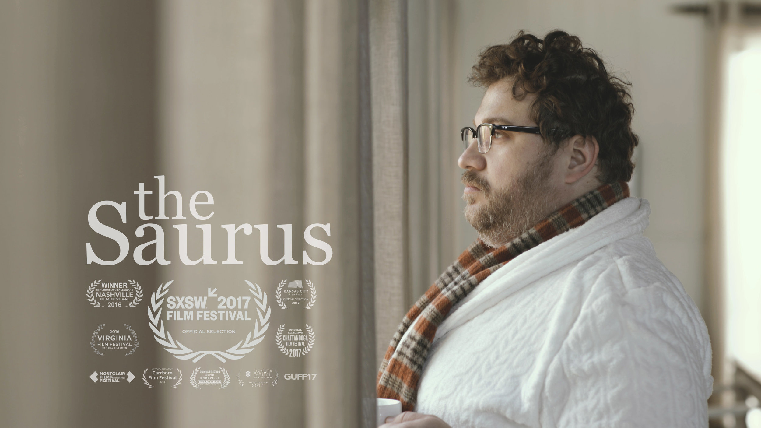"Aaron Muñoz in ""The Saurus."""