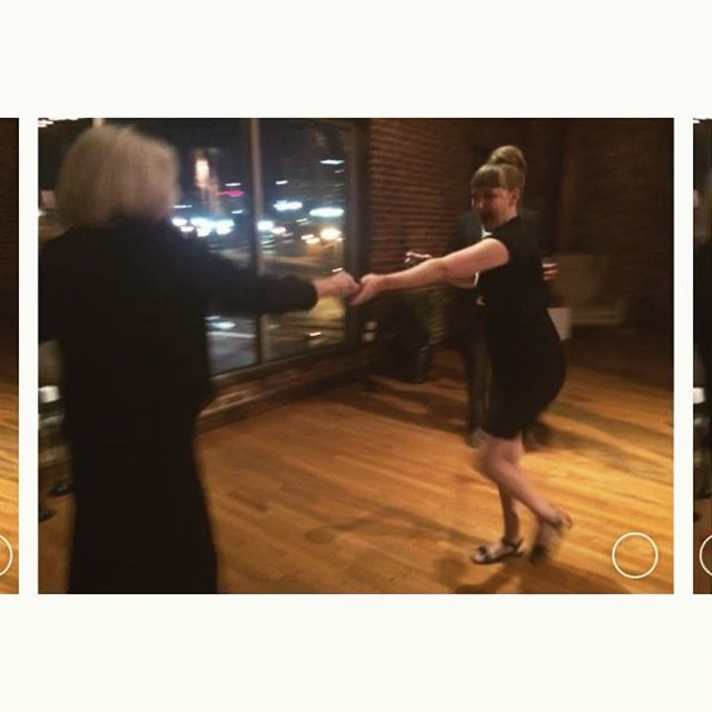 There's no great way to say this, but we lost our Nan this morning. She had a profound impact on all our lives and she will be missed every single day. Please keep our family and especially my sweet mom in your prayers.  When Liz and I got married, @shopcoldgold grabbed Nan and took her for a twirl on the dance floor. I don't think they had ever even met. I thought I was recording video at the time, but I accidentally shot a photo burst. I loved this moment then and I've rewatched this little stop motion movie hundreds of times since.