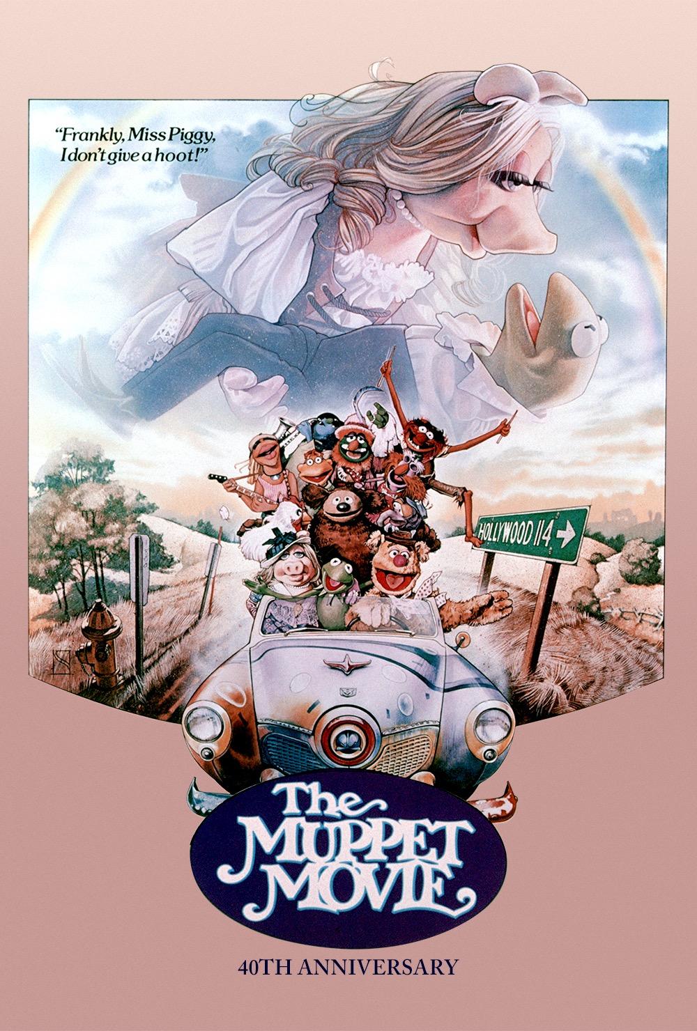 The Muppet Movie 40th Anniversary -
