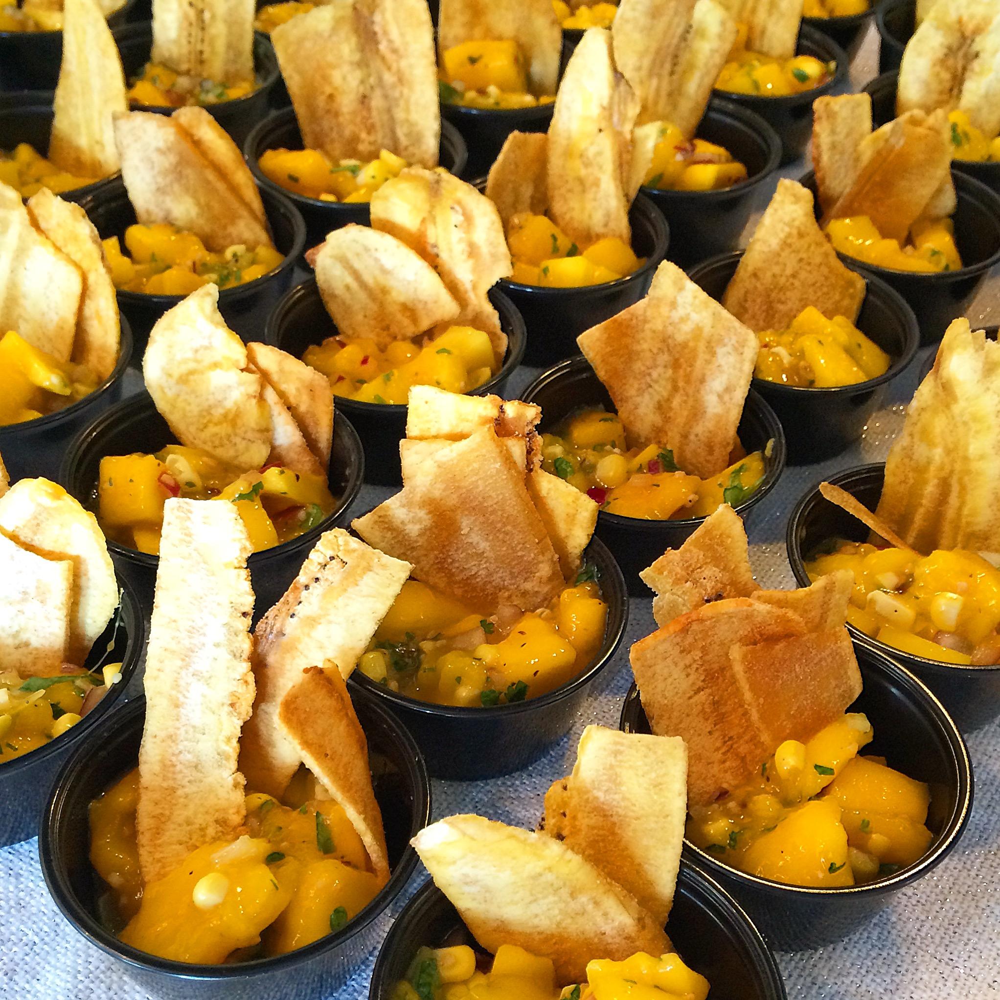 OP's Sweet & Spicy Mango Salsa