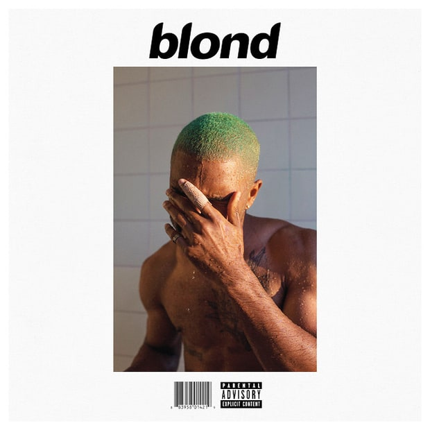 2. Frank Ocean  - blond  is it awful that I wasn't totally sold on Frank until this album? It's insightful, hopefully honest, and genre bending.   Part of what I love about this album is that it's pretty weird. Like a lot of people just won't get it. But it's a huge album. It's nice that not all huge pop albums are straight down the middle.
