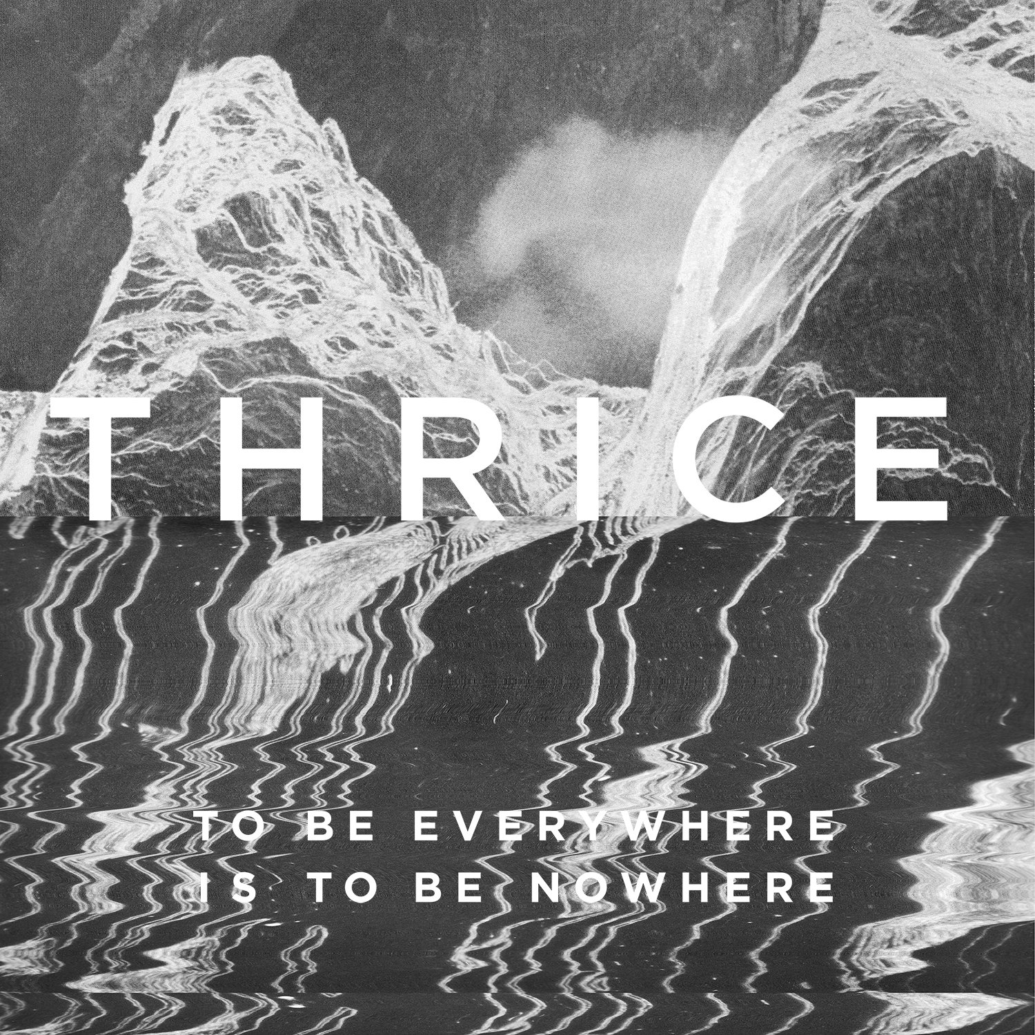 4. Thrice - To Be Everywhere Is To Be Nowhere  Thrice. I don't need to say much more. This album rules!