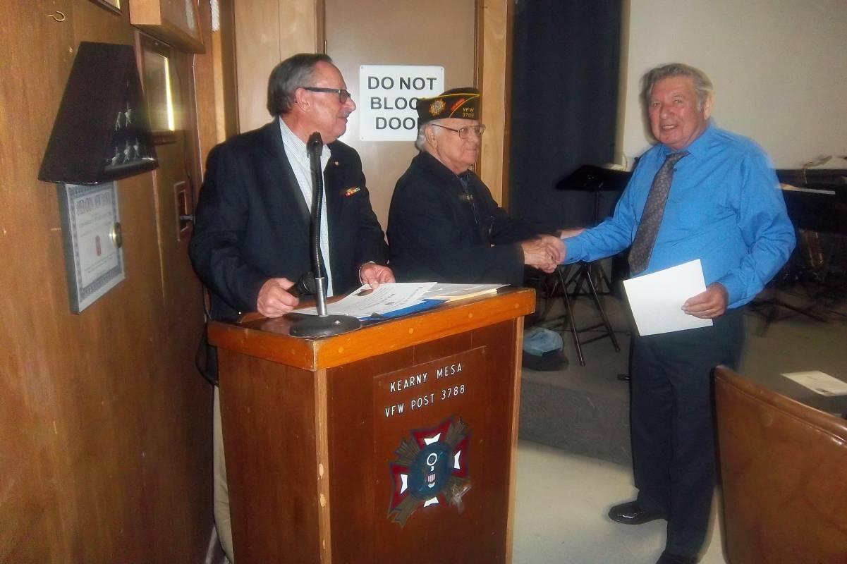 Brian Chester received a certificate.jpg