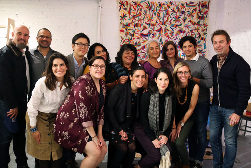 MOFAD, Saveur, and opening night partners