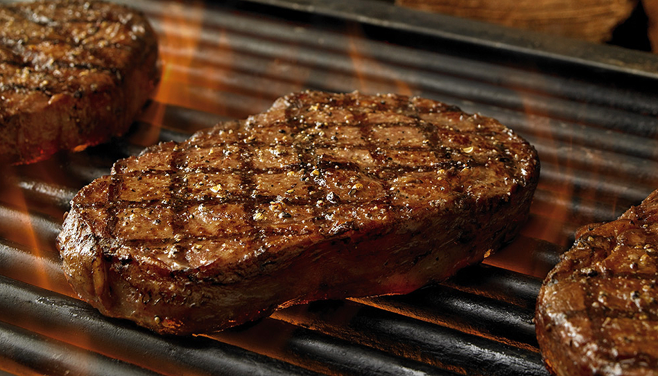 Grilled Ribeye Steak