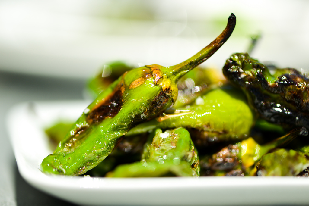Grilled Jalapeno