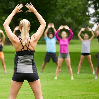 Group Exercise Classes Newbury, Thatcham & London