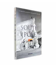 Waterproof edition of South Pole: The British Antarctic Expedition, by Assouline, $4,500.