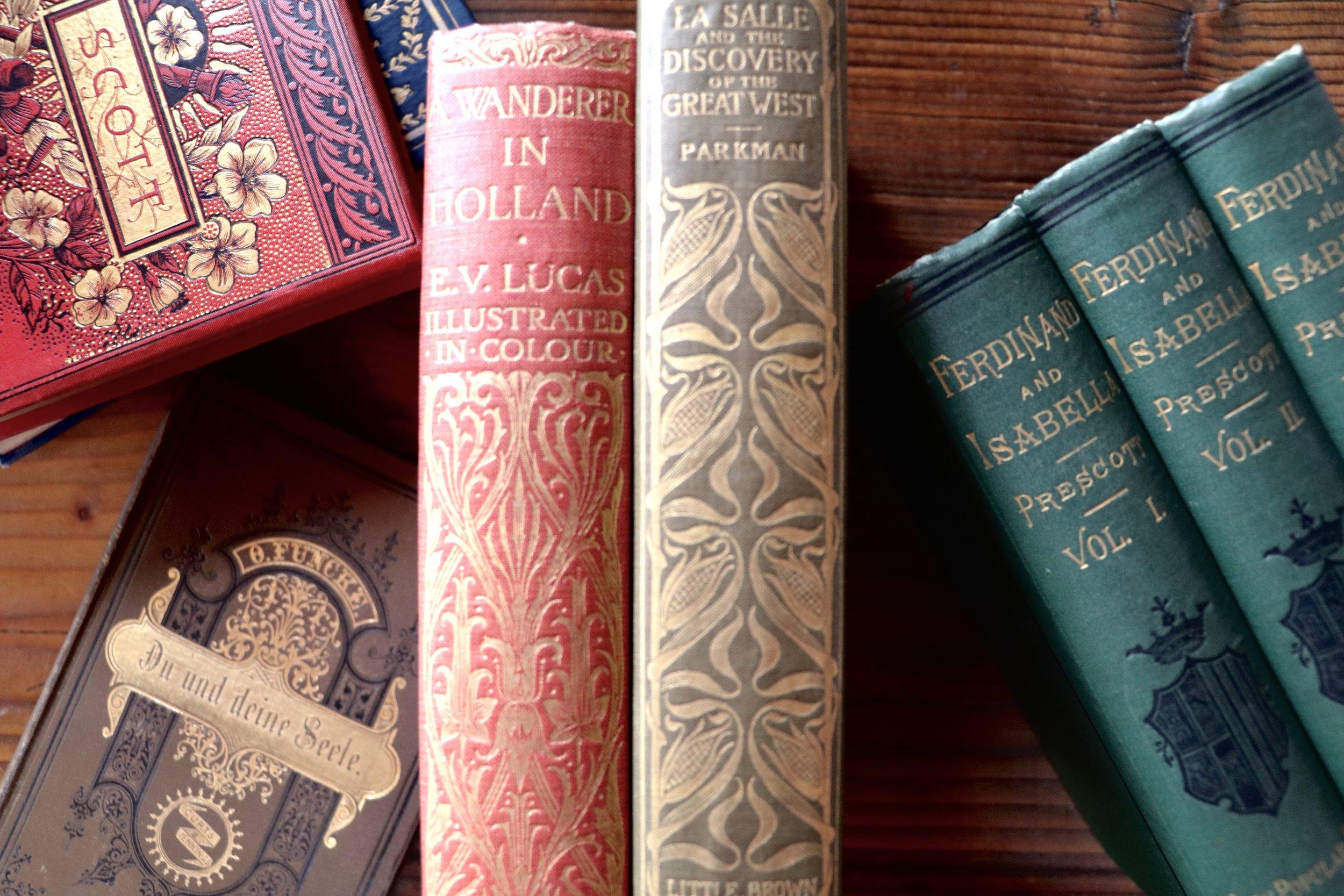 antiquarian books.JPG