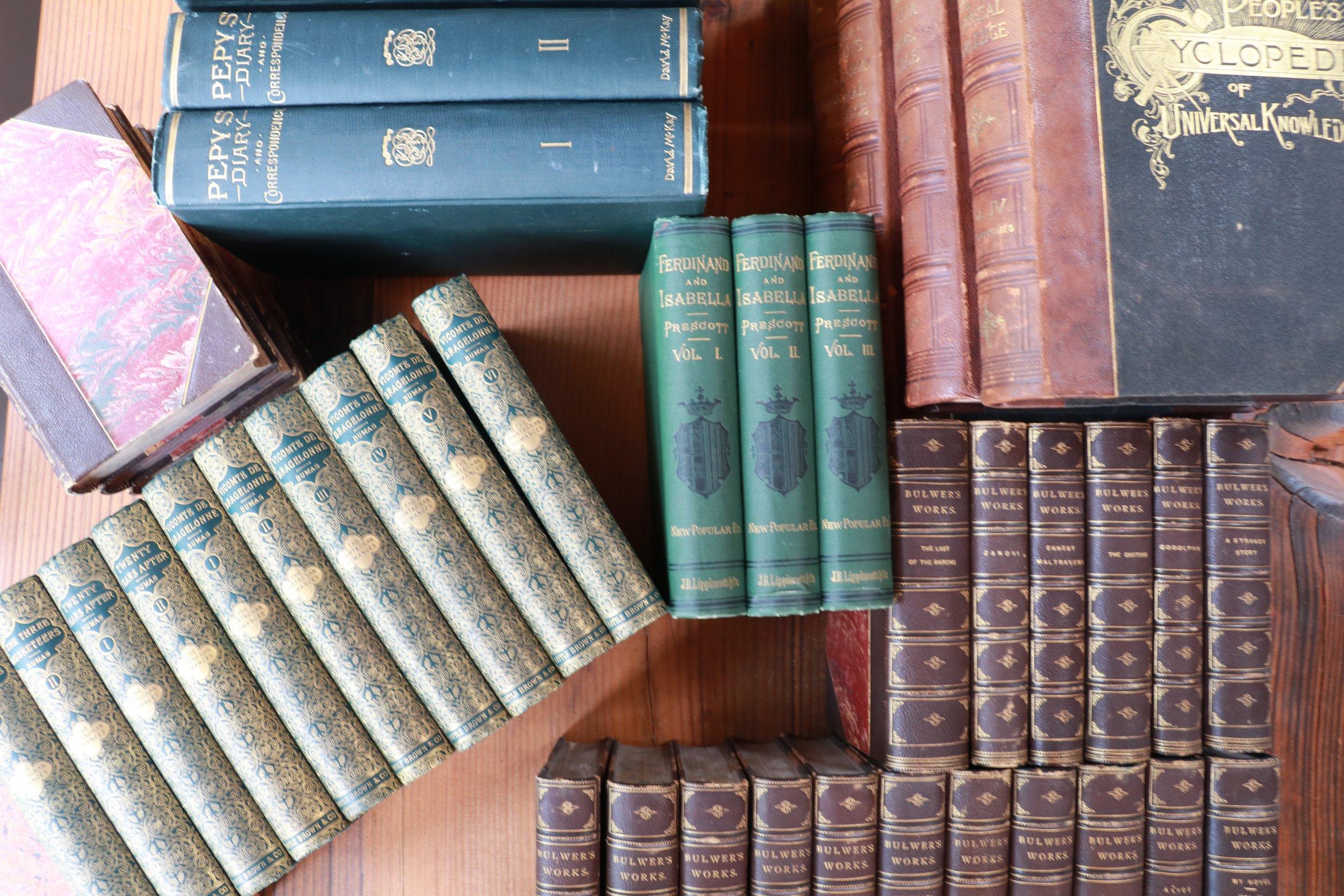 rare book sets.JPG