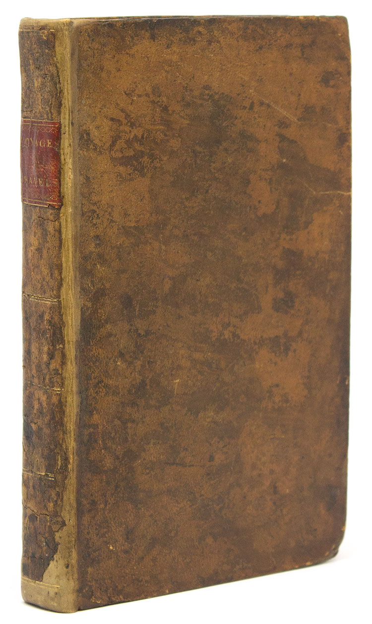 First published account of the Lewis and Clark expedition, 1808.
