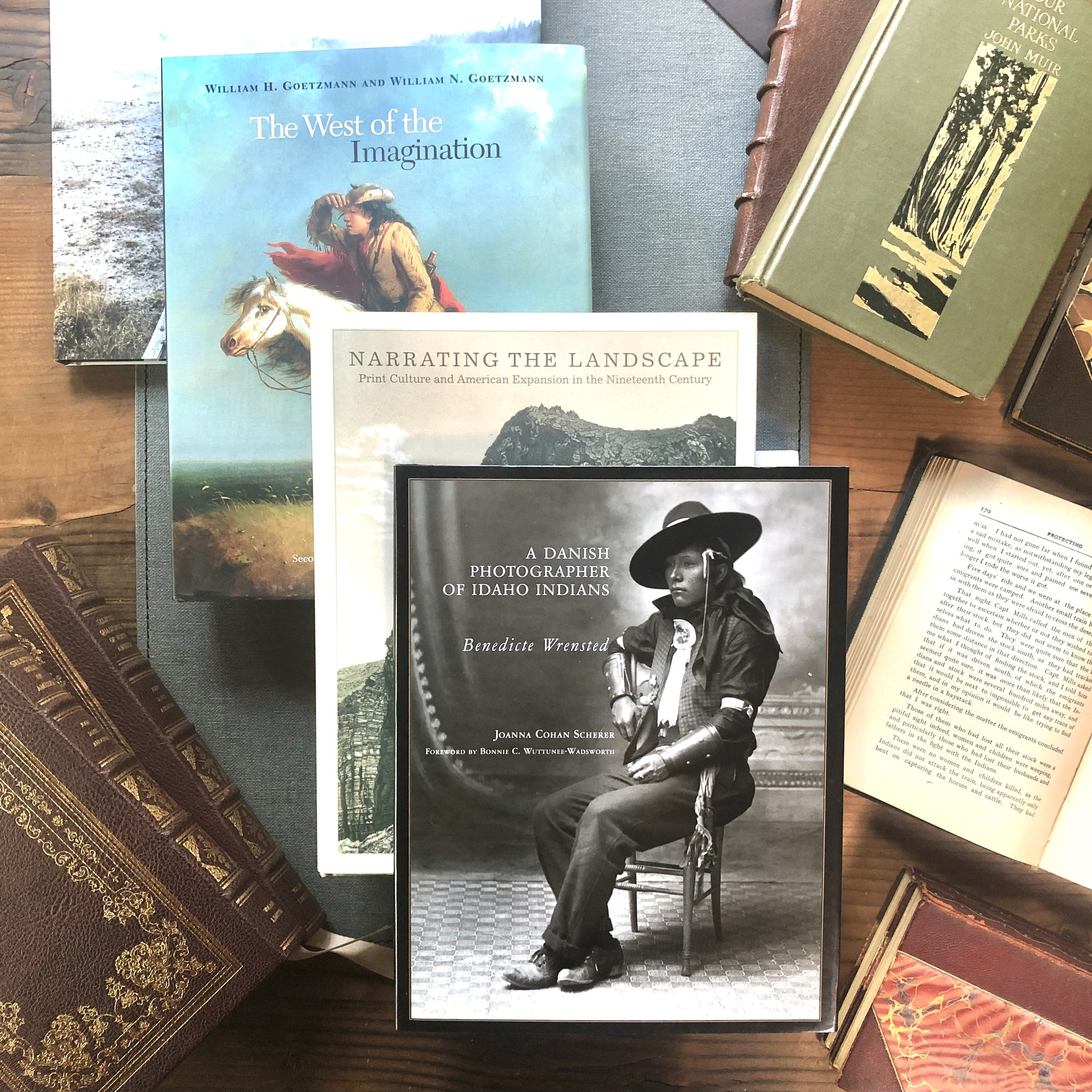 curated book collections