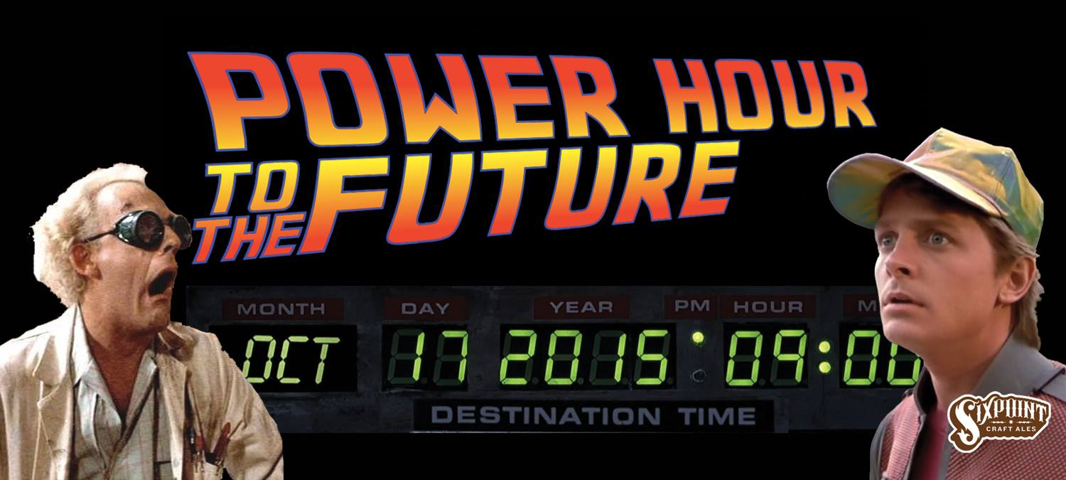 Power Hour to the Future