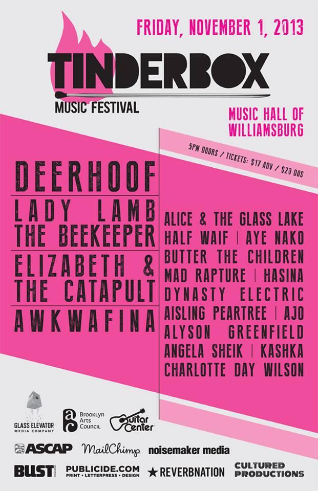 Tinderbox Music Festival 2013