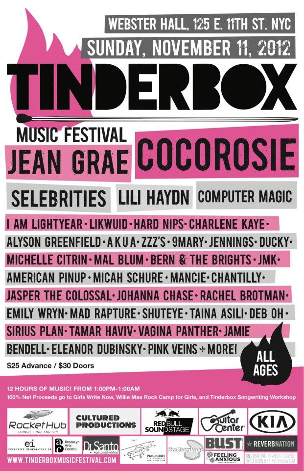 Tinderbox Music Festival 2012