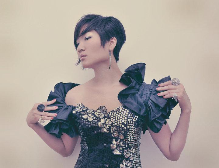 Charlene Kaye Album Cover Shoot