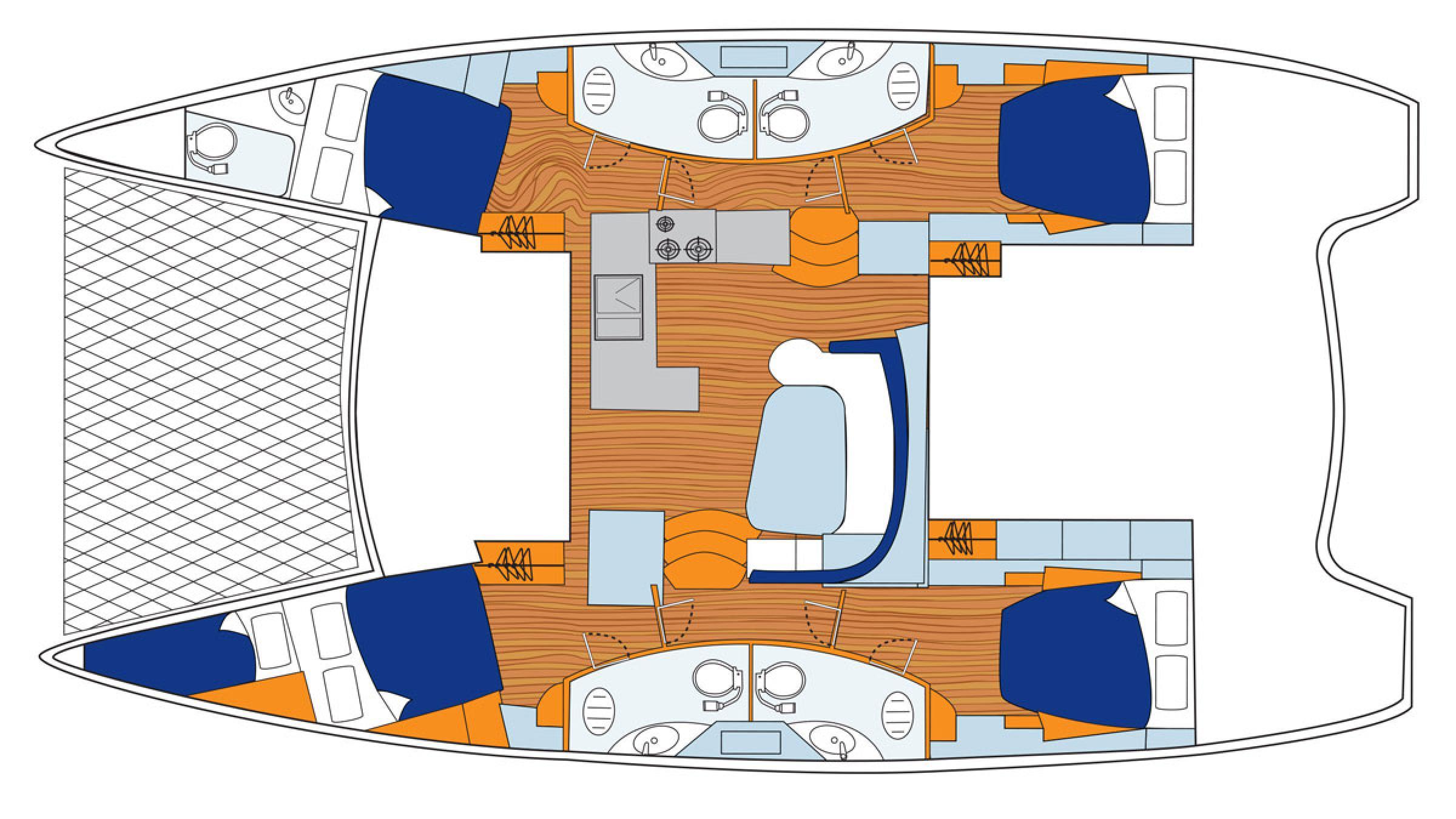 Inside layout