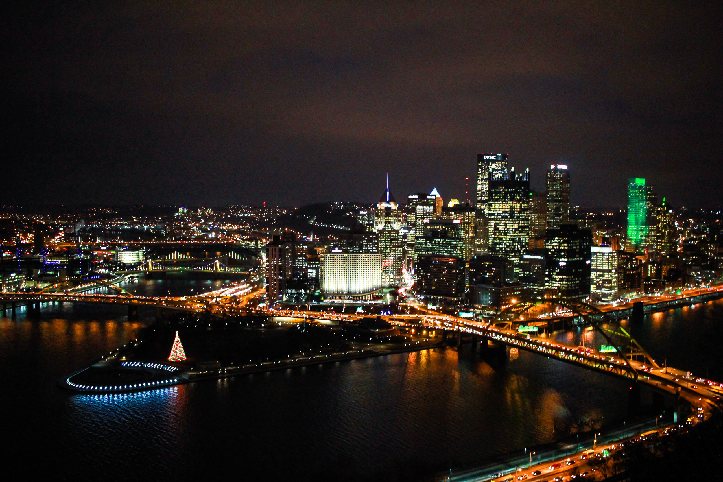 Pittsburgh | December