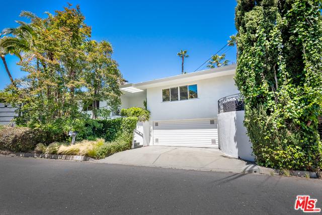 LOS ANGELES  2912 Nichols Canyon Road