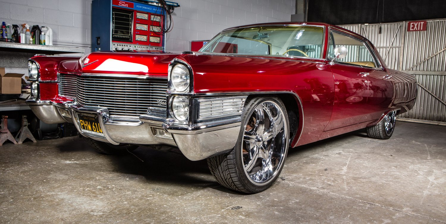 1965 Cadillac Anaheim Rod And Custom
