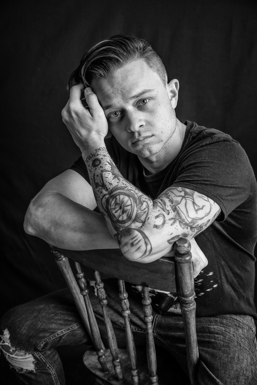 Black & White Tattoo