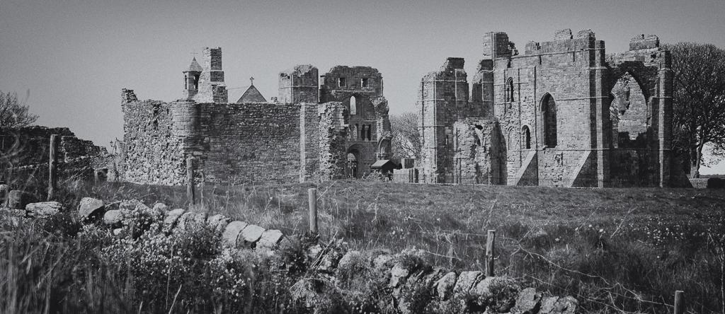 Lindisfarne Priory - Holy Isle