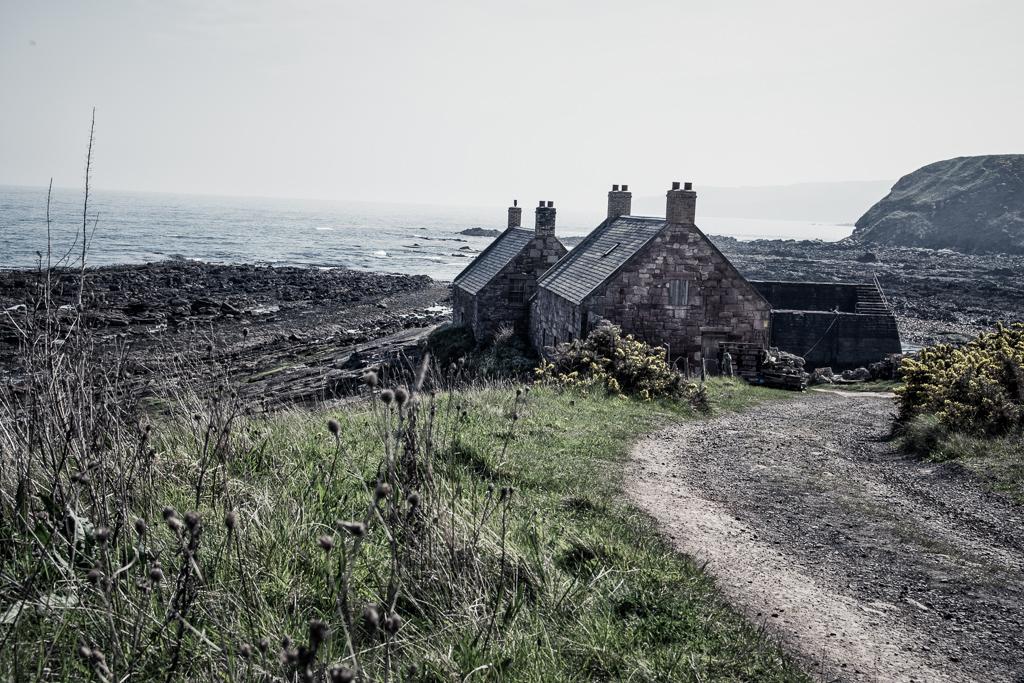 Cove - Scottish Boarders