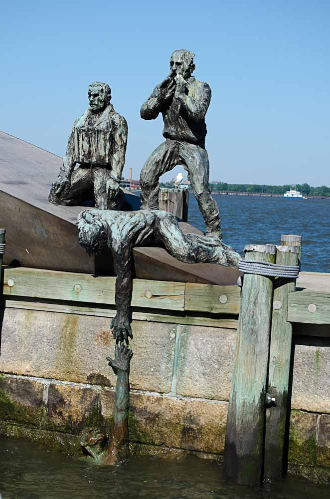 Battery Park, New York City, New York USA