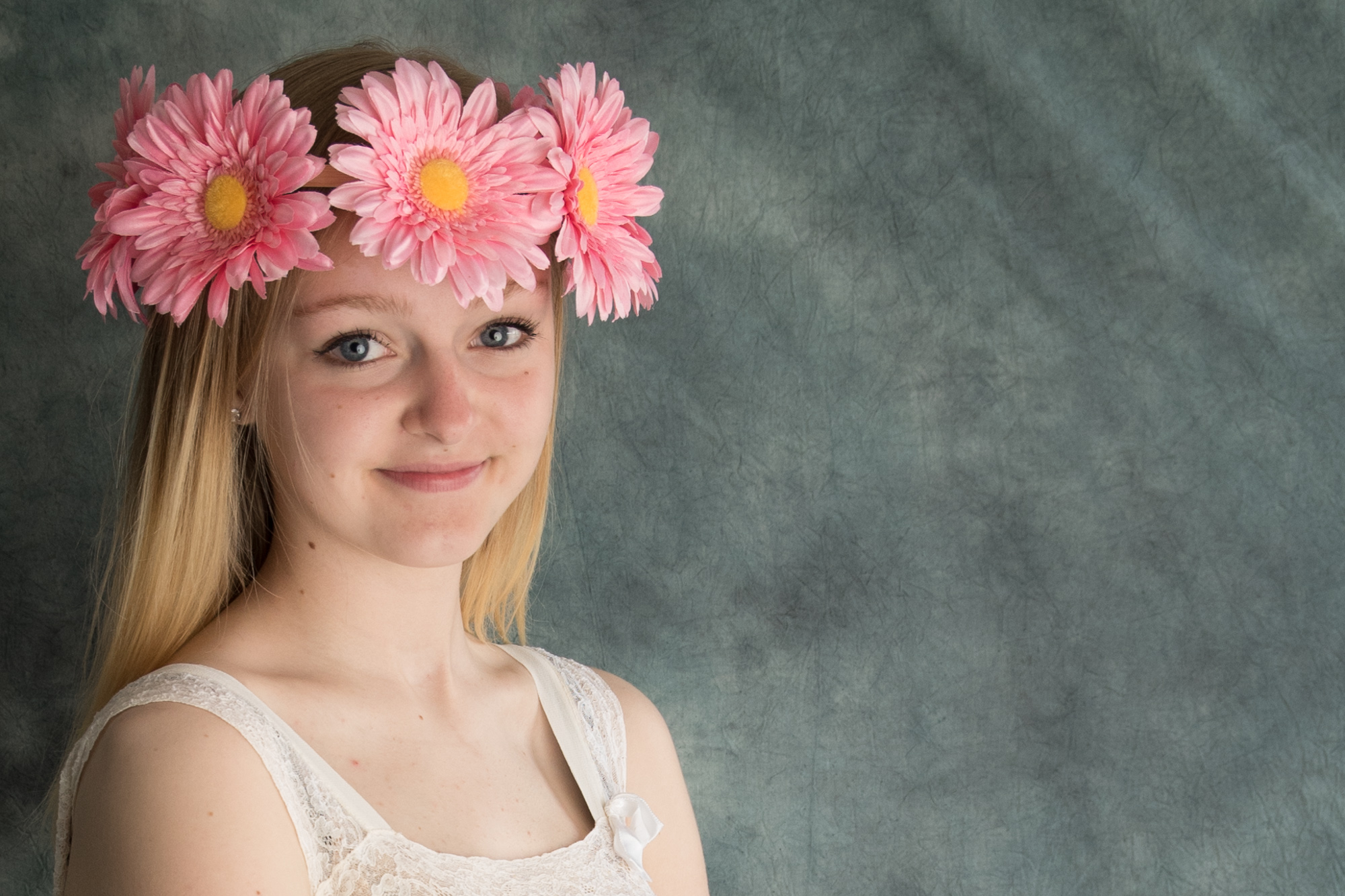 Flower Crown Beauty