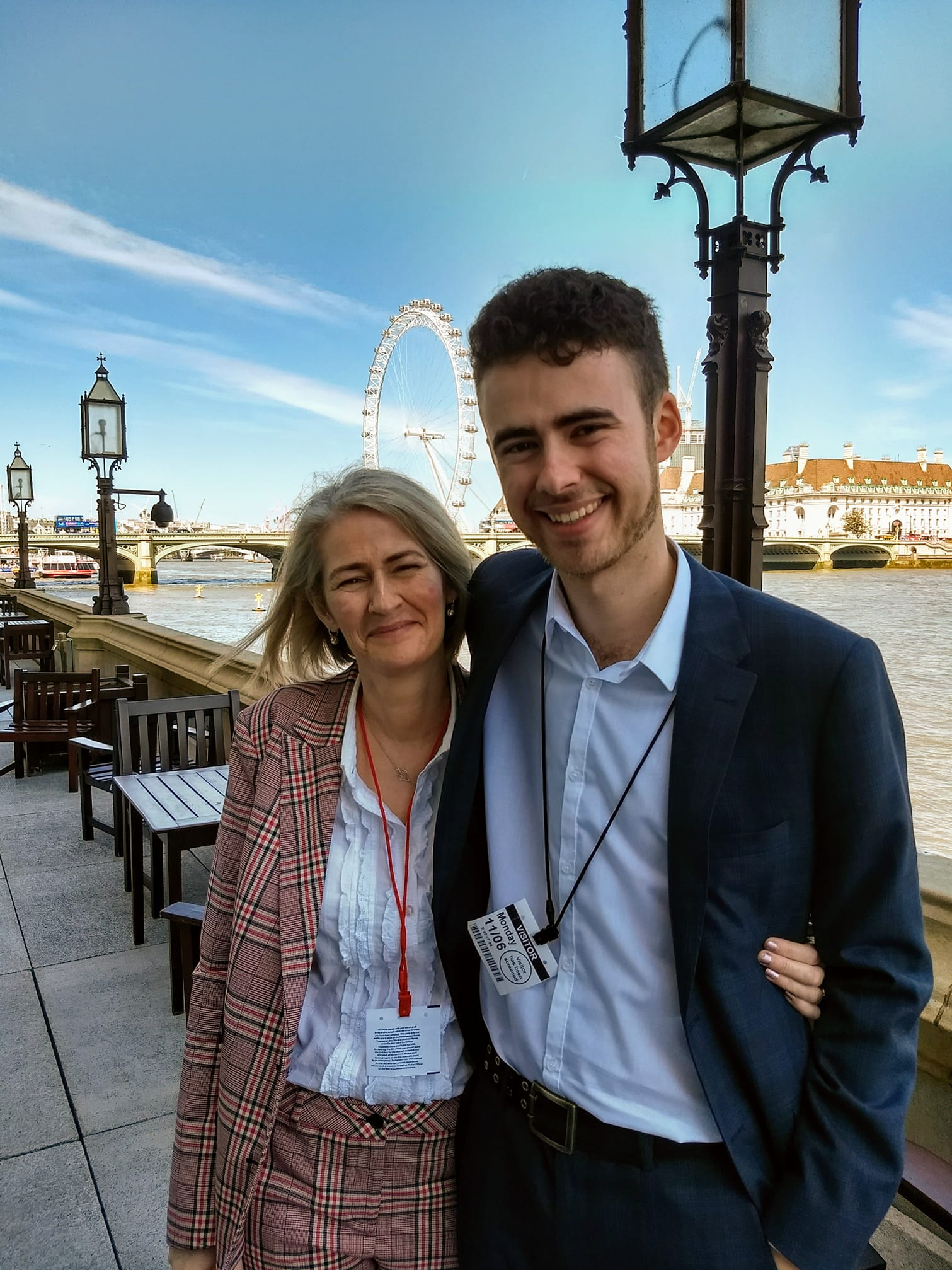 The Adam Smith Lecture 2018 was held in the Terrace Pavilion at the Houses of Parliament in London