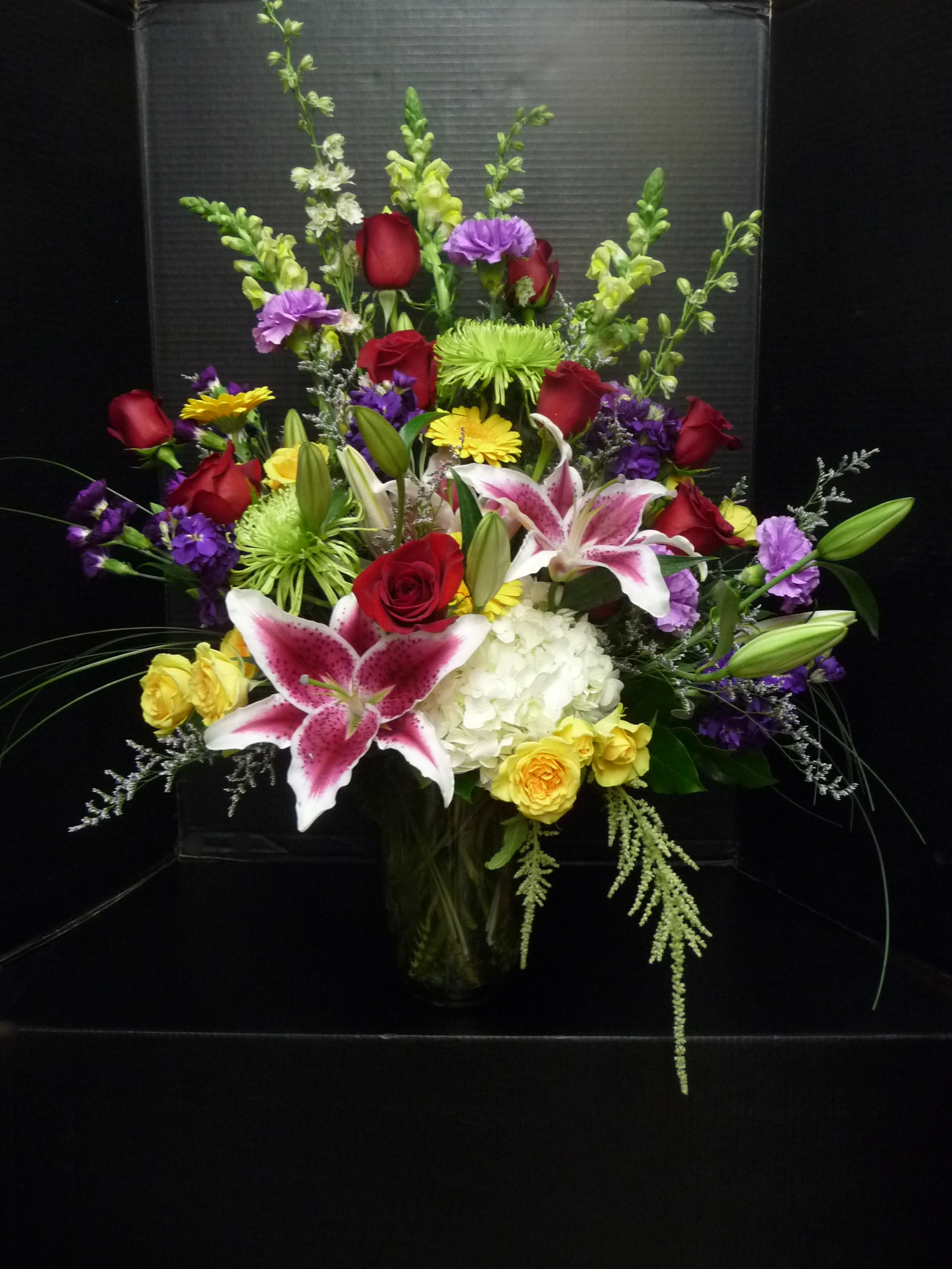 Burst of Colour Bouquet (TVB-2)