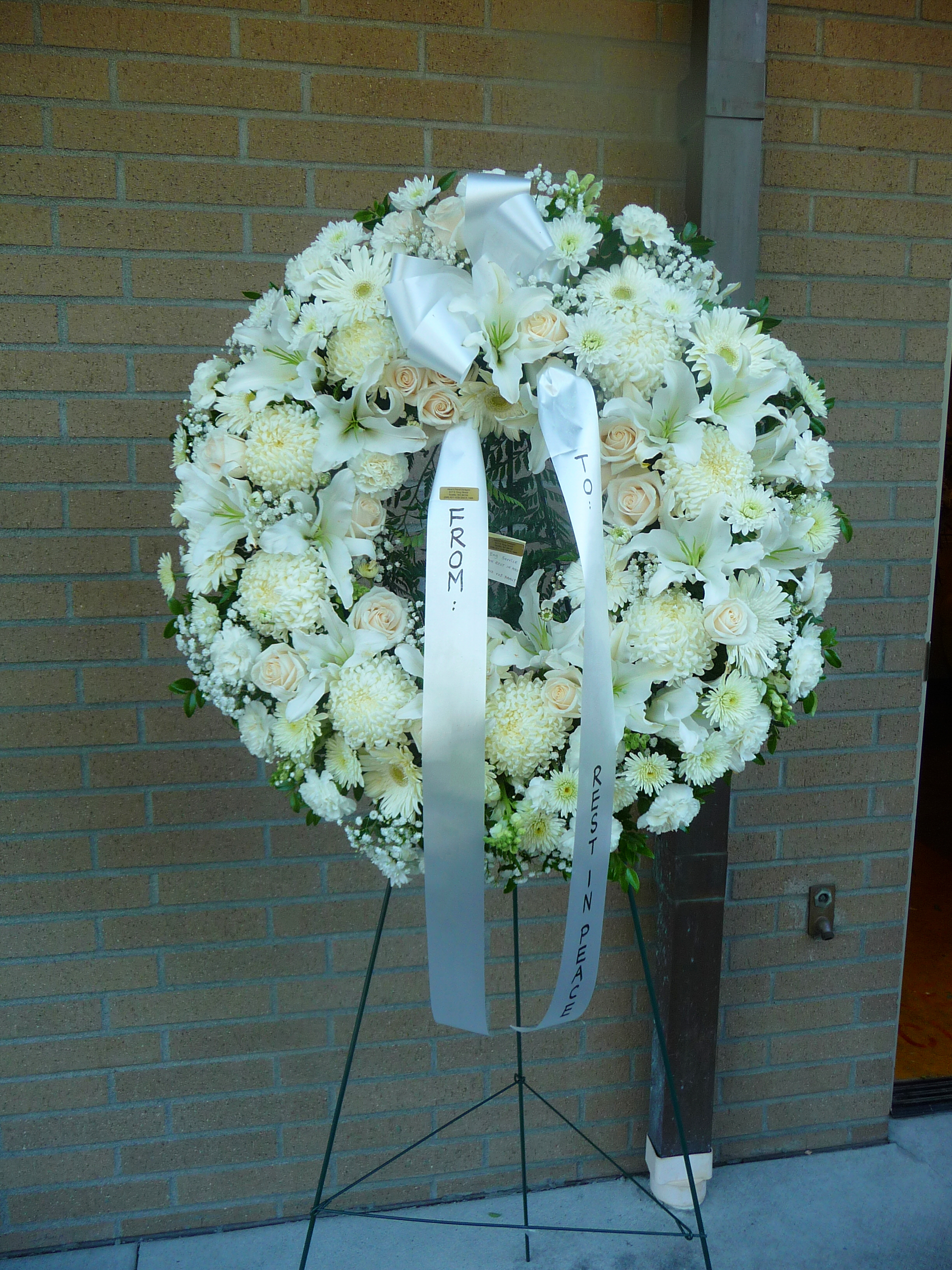 At Peace Wreath (W-15)