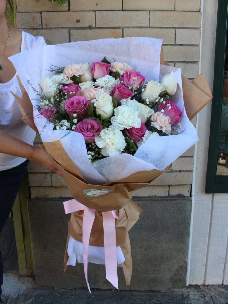 Roses & Carnations (WB-13)