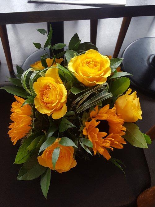 Sunflower & Roses (SVB-14)