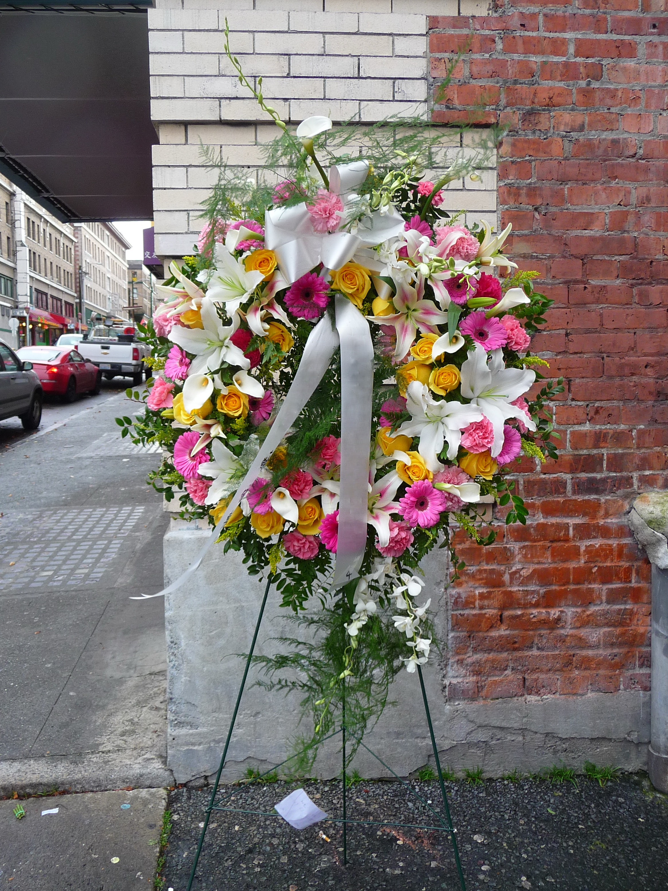 Even After Wreath (W-39)