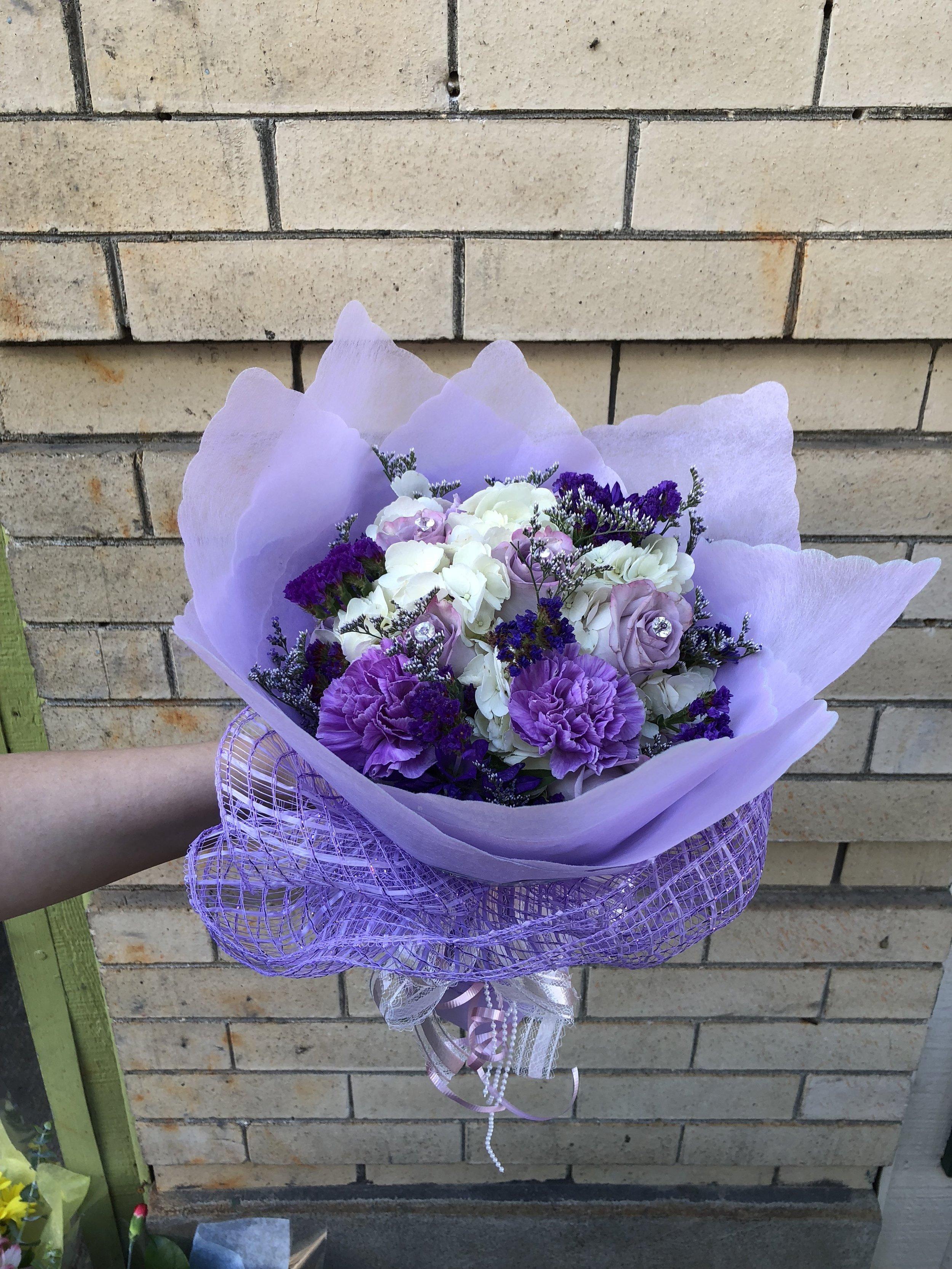 Purple Variations (WB-9)