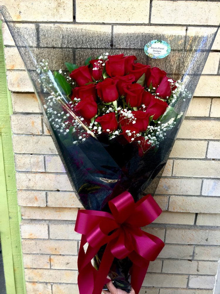 Chic Roses (WB-19)