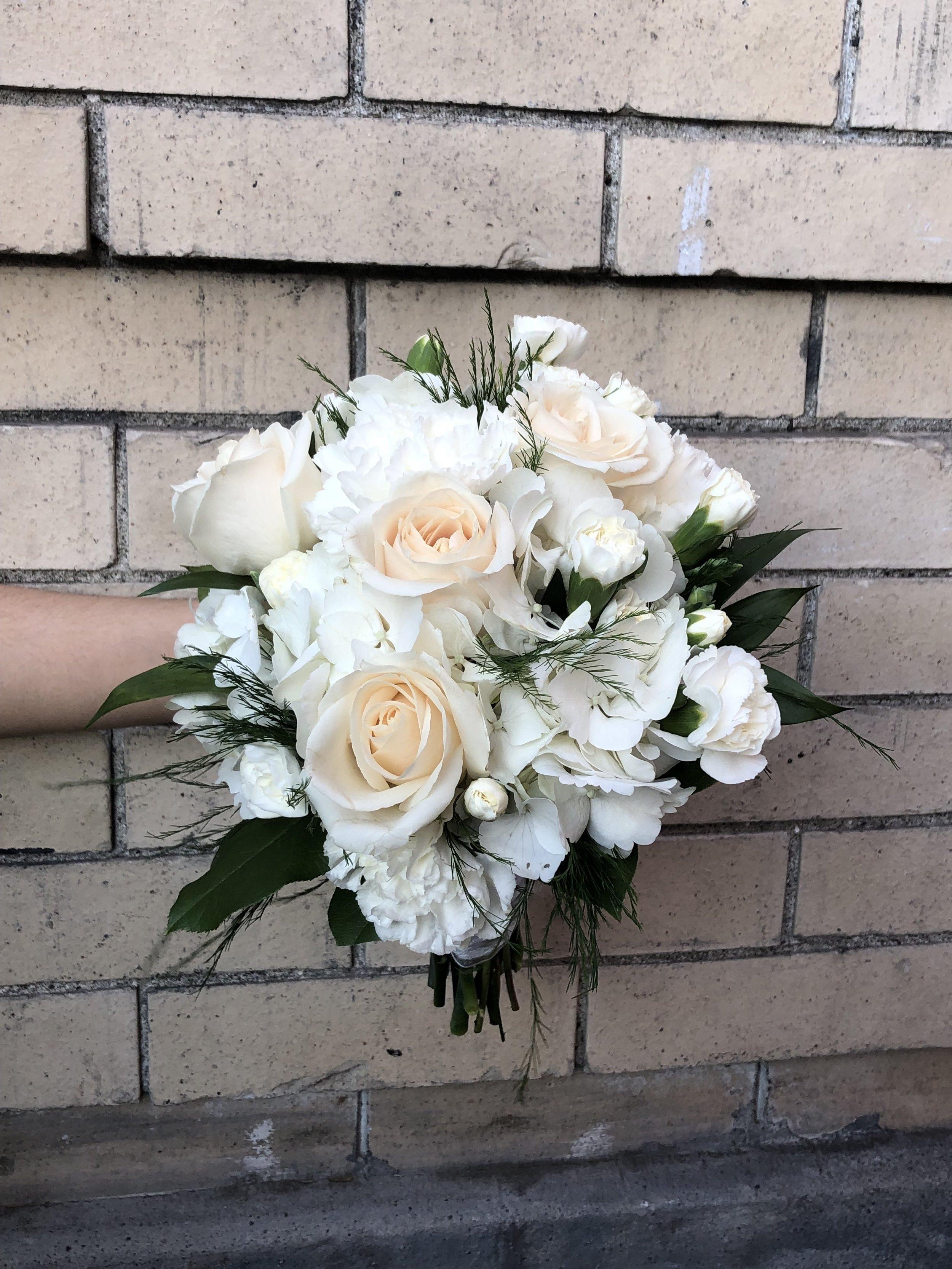 Timeless Bridesmaid Bouquet