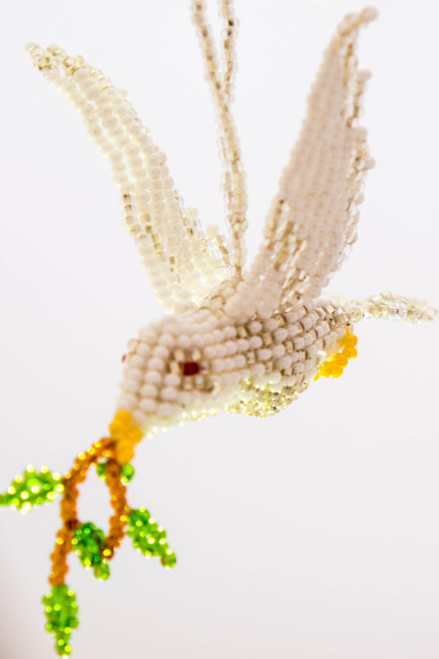 Peace dove Ornament  $8.00