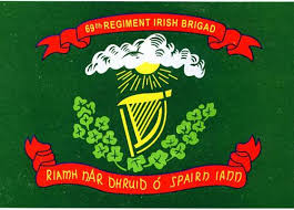 Flag of the Irish 69th