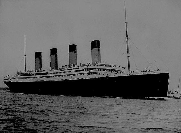 The History of The Titanic