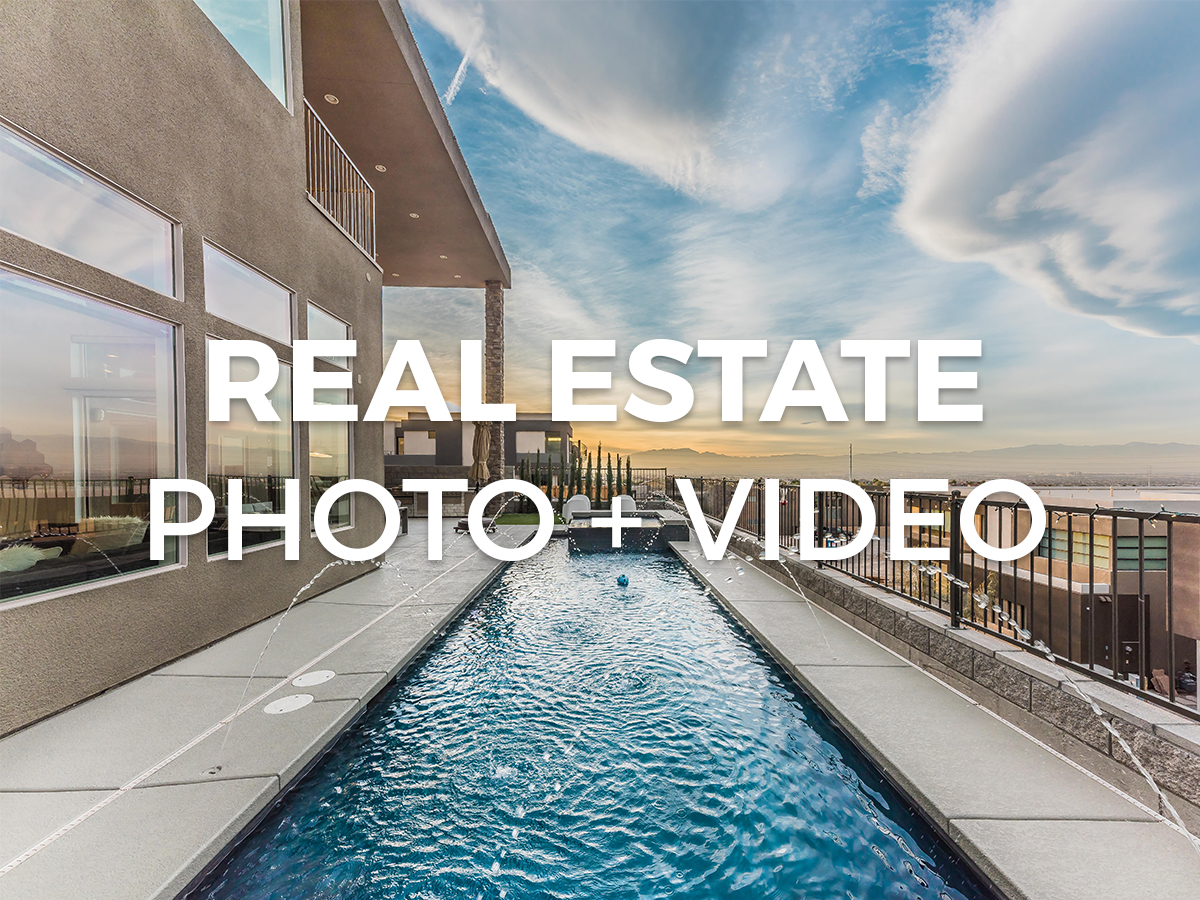 REAL ESTATE PHOTOGRAPHY & VIDEOGRAPHY PRICING