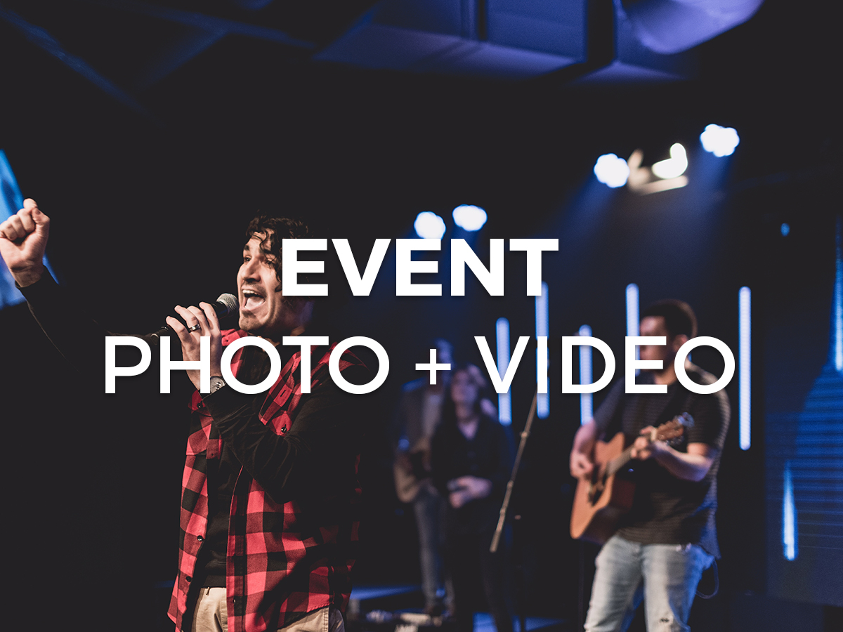 EVENT VIDEOGRAPHY PRICING